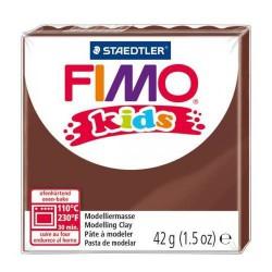 Fimo Kids Marron 7 - 42 gr