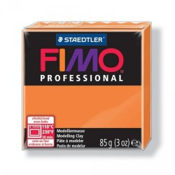 Fimo Professional Orange 4 - 85 gr