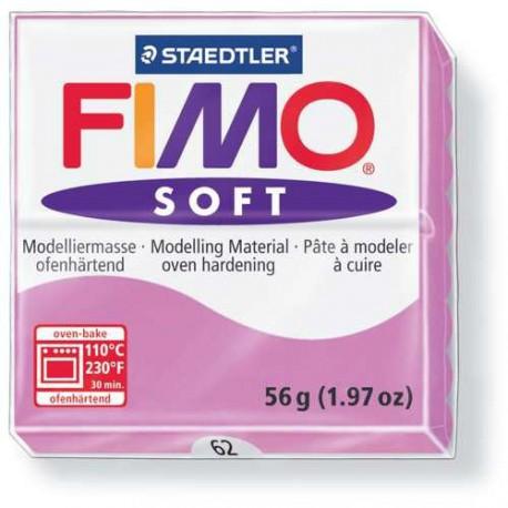 Fimo Soft Lavande 62 - 57 gr
