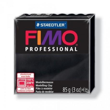 Fimo Professional Noir 9 - 85 gr