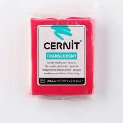 Cernit Translucent Rouge Rubis 474