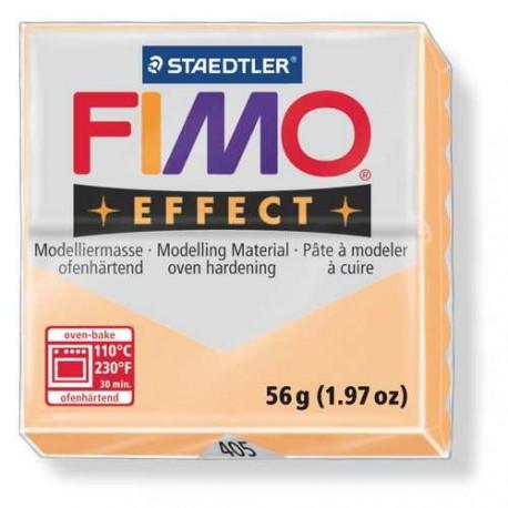 Fimo Effect 405 Orange Pastel - 56 gr