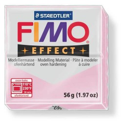 Fimo Effect 206 Rose Quartz - 56 gr