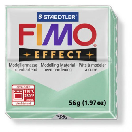 Fimo Effect 506 Vert Jade - 57 gr
