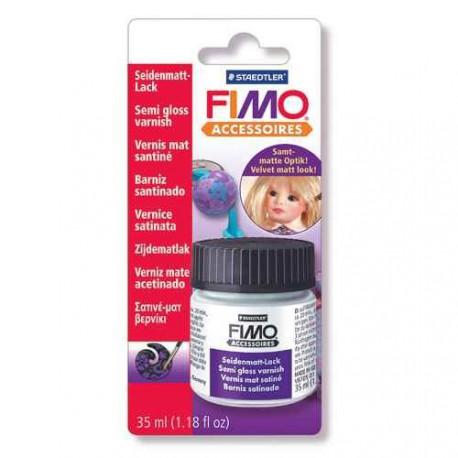 Vernis mat à l'eau pour fimo - 35 ml