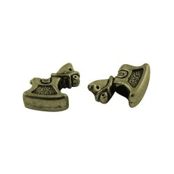 Métal Cheval à bascule style Pandora, bronze antique - à l'unité
