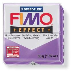 Fimo Effect 604 Lilas Transparent - 57 gr
