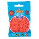 Sachet 2000 Perles Hama Mini - Rouge pastel