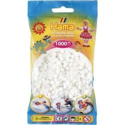 Sachet 1000 Perles Hama Midi - Blanc