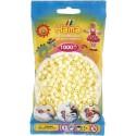 Sachet 1000 Perles Hama Midi - Crème