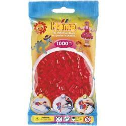 Sachet 1000 Perles Hama Midi - Rouge