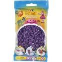 Sachet 1000 Perles Hama Midi - Violet