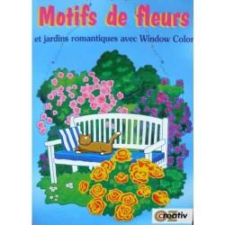 Motifs de fleurs avec Window Color