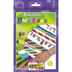 Kit création Bracelets brésliens