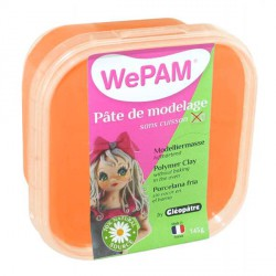 Porcelaine froide WePam Orange - 145 gr