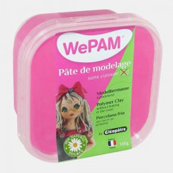 Porcelaine froide WePam Rose Fuchsia - 145 gr