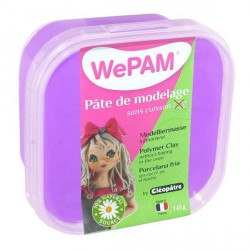 Porcelaine froide WePam Violet - 145 gr