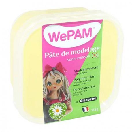Porcelaine froide WePam Jaune Vanille - 145 gr