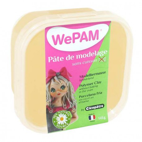 Porcelaine froide WePam Sablé - 145 gr