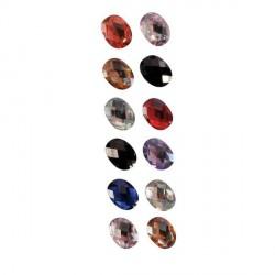 Boite 24 Diamants Ovales