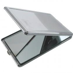 Miroir rectangle métallique à décorer
