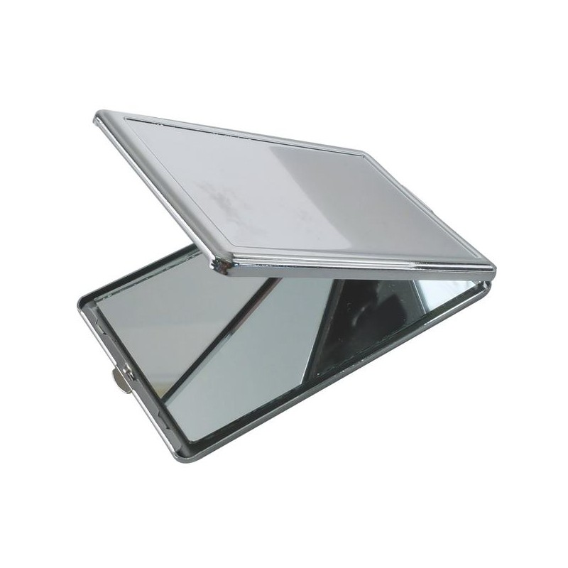 Miroir rectangle m tallique d corer - Miroir a decorer ...