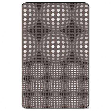 Plaque de texture Boules 3D 20 x 13 cm
