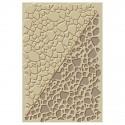 Plaque de texture Mozaique 20 x 13 cm