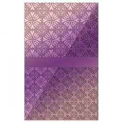 Plaque de texture Rosaces 20 x 13 cm