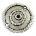 Entre-deux Spirale, argenté