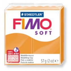 Fimo Soft Orange clair 41 - 57 gr