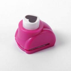 Mini perforatrice Coeur détail
