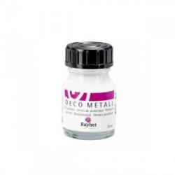 Vernis de protection Déco-Métal 25 ml