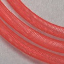 Résille tubulaire Rouge, 8 mm ø - au mètre