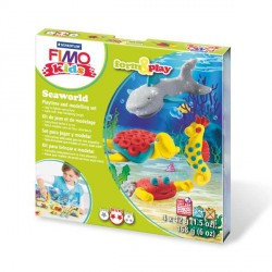 Kit Fimo Kids Monde marin