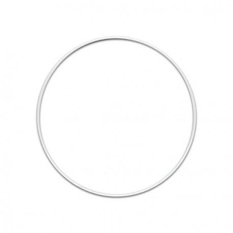 Cercle nu blanc - 10 cm