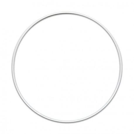 Cercle nu blanc - 20 cm
