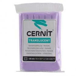 Cernit Translucent Violet 900 - 56 gr