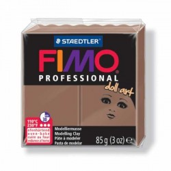Fimo Professional Doll Art Nougat 78 - 85 gr