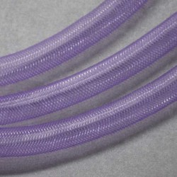 Résille tubulaire fine Lilas, 4 mm ø - au mètre