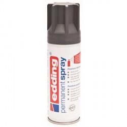 Edding Permanent Spray peinture Anthracite, mat - 200 ml