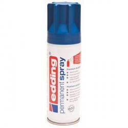 Edding Permanent Spray peinture Bleu Gentiane, mat - 200 ml