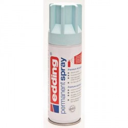Edding Permanent Spray peinture Bleu pastel, mat - 200 ml