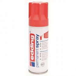 Edding Permanent Spray peinture Corail, mat - 200 ml