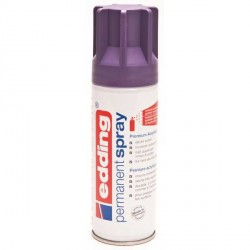 Edding Permanent Spray peinture Lilas, mat - 200 ml