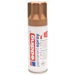 Edding Permanent Spray peinture Noisette, mat - 200 ml