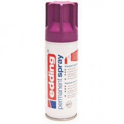Edding Permanent Spray peinture Baie, mat - 200 ml