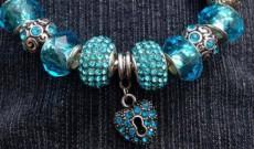 Le Bracelet Bleu de Christelle